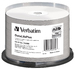 CD-R 52x DataLifePlus Wide Thermal Printable 50pk Spindle - No ID Brand