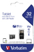 Tablet U1 microSDHC Card with USB Reader 32GB