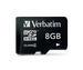 Micro SDHC 8GB - Class 4