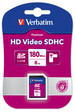 HD Video SDHC 8GB 180 mins