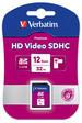 HD Video SDHC 32GB 12 Hours