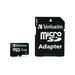 microSD 2GB with adapter