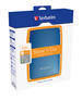 Store 'n' Go USB 2.0 Portable Hard Drive 320GB Blue
