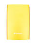 Store 'n' Go USB 2.0 Portable Hard Drive 500GB Sunkissed Yellow