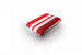 GT Portable Hard Drive USB 2.0 500GB Red / White