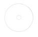 CD-R AZO Wide Inkjet Printable - no ID