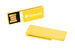 Clip-it USB Drive 2GB Yellow