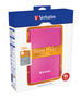 Store 'n' Go USB 3.0 Portable Hard Drive 500GB Hot Pink
