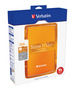 Store 'n' Go USB 3.0 Portable Hard Drive 500GB Volcanic Orange