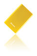 Store 'n' Go USB 3.0 Portable Hard Drive 500GB Sunkissed Yellow