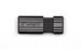 PinStripe USB Drive 4GB - Black