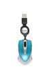 Go Mini Optical Travel Mouse - Caribbean Blue