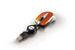 Go Mini Optical Travel Mouse - Volcanic Orange