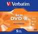 DVD-R 8cm Matt Silver