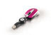 Go Mini Optical Travel Mouse - Hot Pink