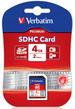 SDHC 4GB Memory Card ( Class 10 )