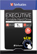 Executive HDD - 1TB - Black