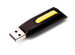 V3 USB Drive 16GB - Sunkissed Yellow