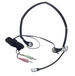 Collapsible PC Headset with Microphone