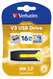 V3 USB Drive 16GB - Sunkissed Yellow