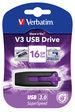 V3 USB Drive 16GB - Violet