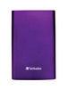 Store 'n' Go USB 3.0 Portable Hard Drive 1TB Violet