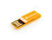 Clip-it USB Drive 4GB Orange